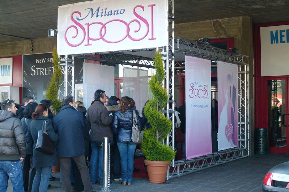 267ab0f0663d Il Mediolanum Forum è la sede abituale di importanti manifestazioni  fieristiche
